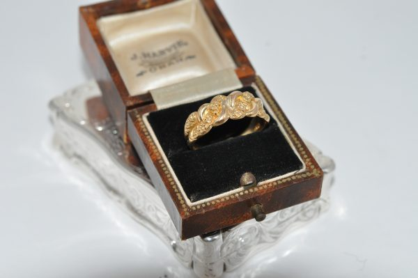 18ct Yellow Gold Antique Ring
